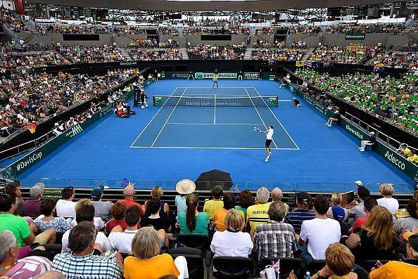 Pat Rafter Arena, Brisbane