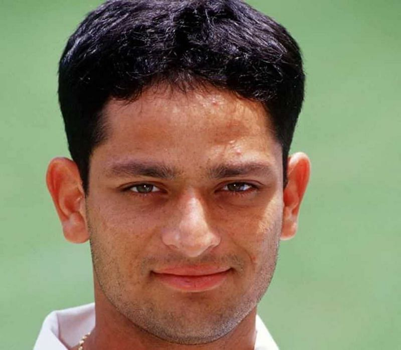 Kanitkar played just 34 ODIs for India