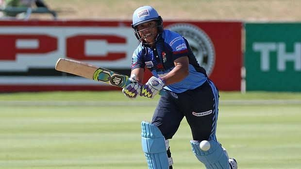 Henry David will lead Paarl Rocks in first two games.