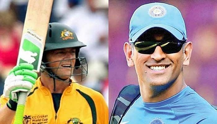 Adam Gilchrist and Mahendra Singh Dhoni hold this record for Australia and India respectively in the One-day International format