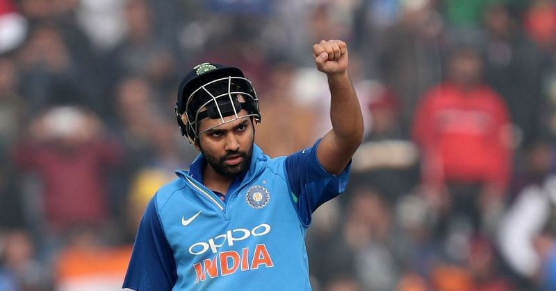 Rohit Sharma Indian Team