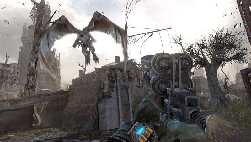 La multiplication des mutants infeste cette suite post-apocalyptique de Metro: 2033