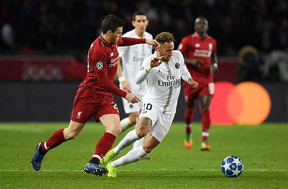 Paris Saint-Germain v Liverpool - UEFA Champions League