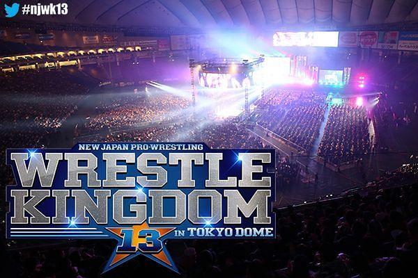 NJPW presents