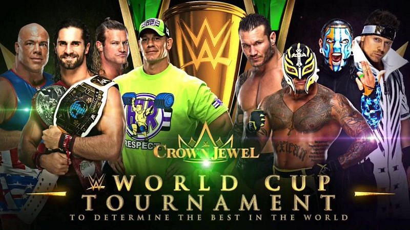 WWE Crown Cup is the latest tournament hosted by WWE