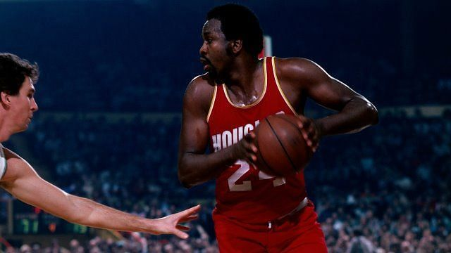 Moses Malone is one of the greatest to ever play for the Rockets. Credit: SLAMonline