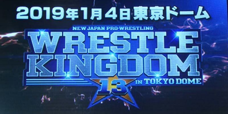Wrestle Kingdom 13 is just a couple of months away