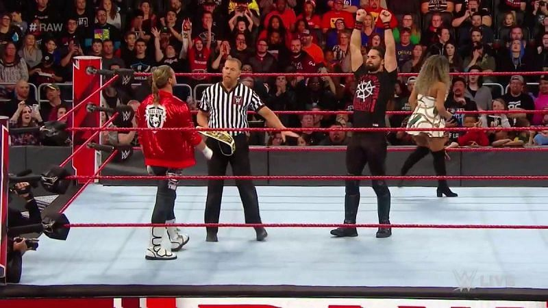 Rollins and Ziggler were the highlight of the night, quite easily
