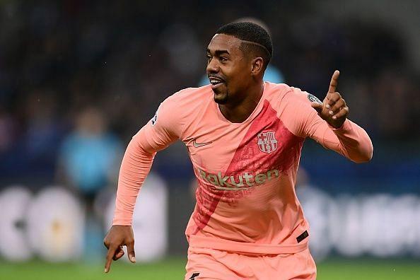 Malcom made an instant impact for Barcelona