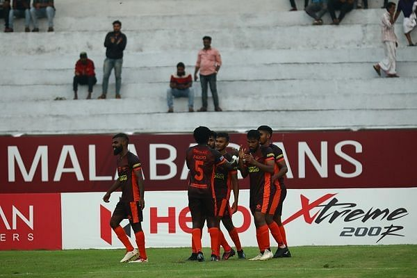 Gokulam Kerala FC secured their first win of the I-League season