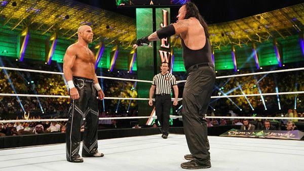 Could we revisit 2010 and have yet another Career vs Career match?