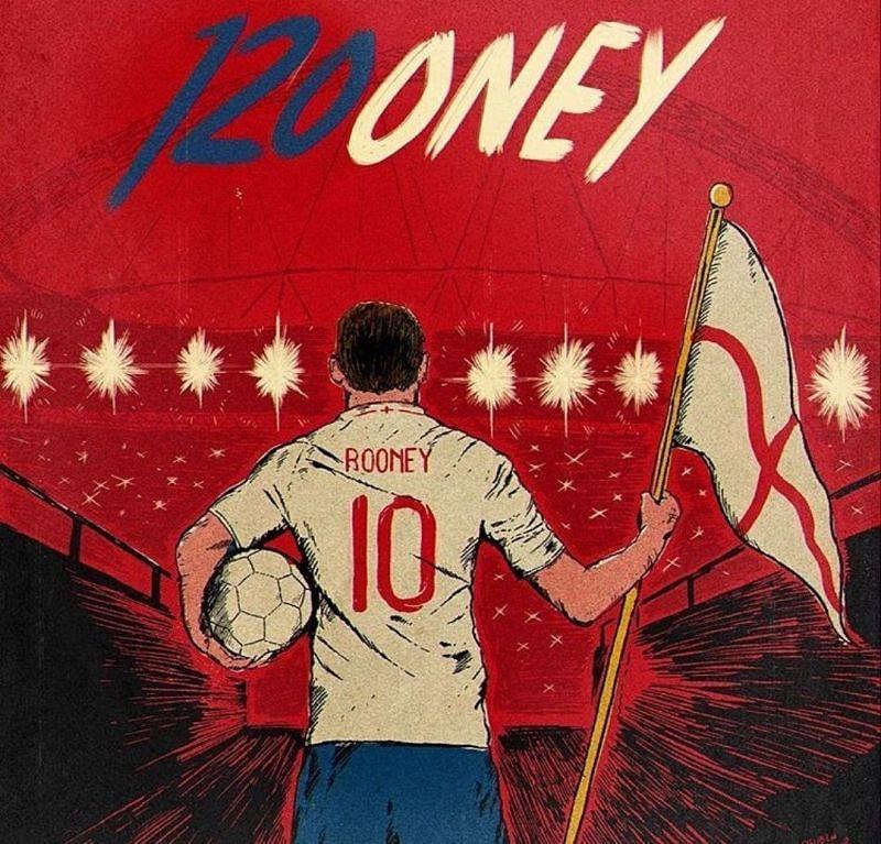 Wayne Mark Rooney - England