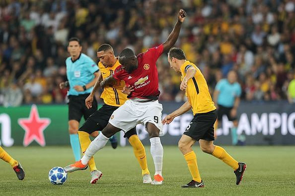 The last time the two clubs met, United ran out winners 0-3 in Bern