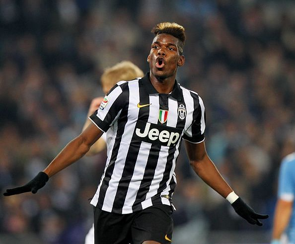 Manchester United let Pogba join Juventus for free before buying him back in 2016.