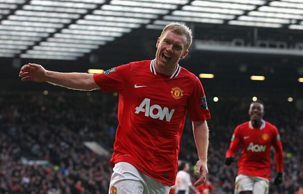 Best Quotes On Paul Scholes