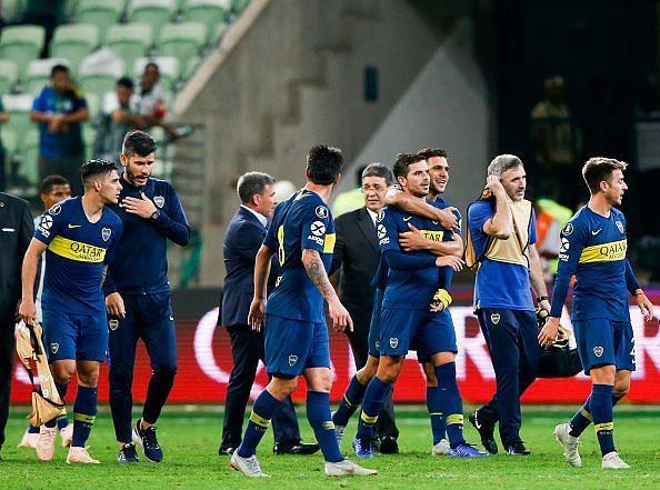 Palmeiras v Boca Juniors - Copa CONMEBOL Libertadores 2018