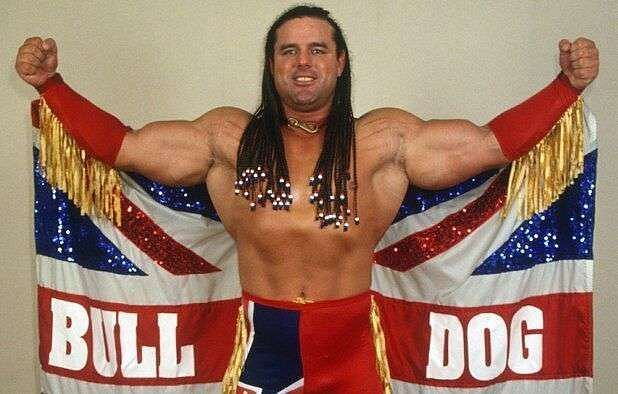 The British Bulldog was the first ever WWE European Champion. He won it in Germany in a tournament.