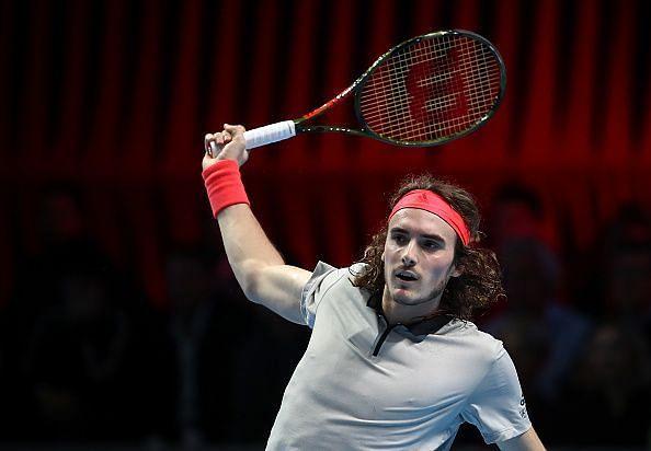 Stefanos Tsitsipas: Next Gen ATP Finals - Day Four
