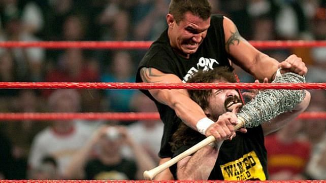 Some of the weapons used in the WWE are extremely dangerous