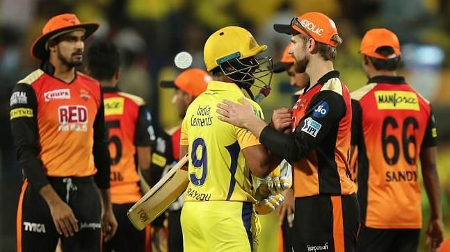 Ambati Raydu and Kane Williamson (centre) were probably the biggest steals in IPL 2018