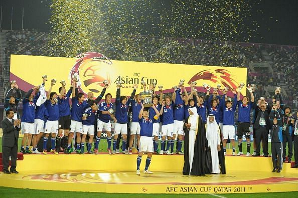 Japan is the most successful team in the AFC Asian Cup