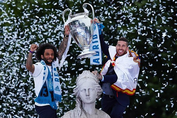 Real Madrid and Barcelona have dominated the UCL since the turn of millennium