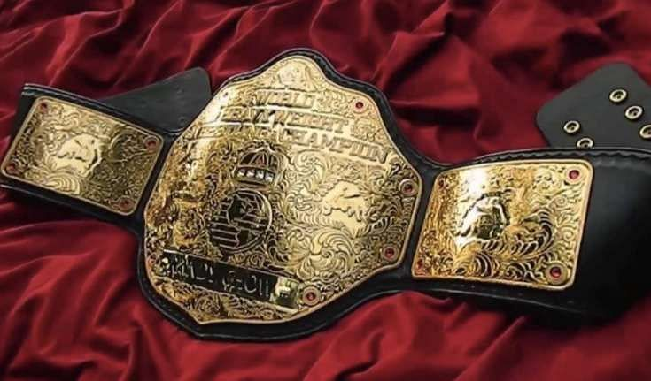The big gold belt had some memorable reigns.