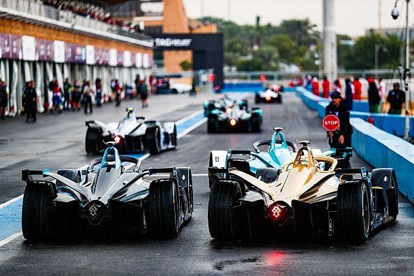 Formula E Championship - Ad Diriyah E-Prix