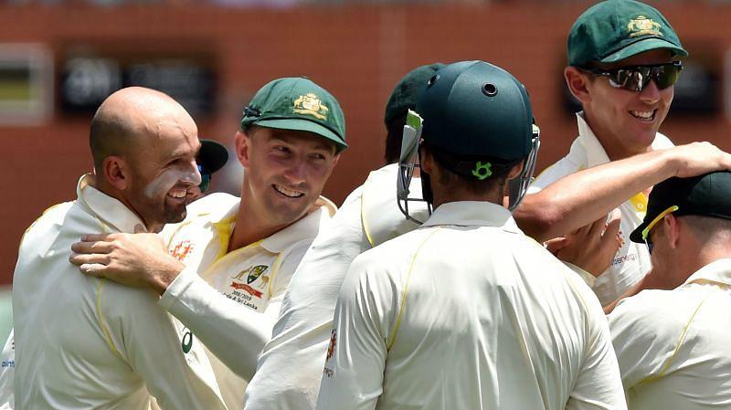 Lyone gets Kohli wicket