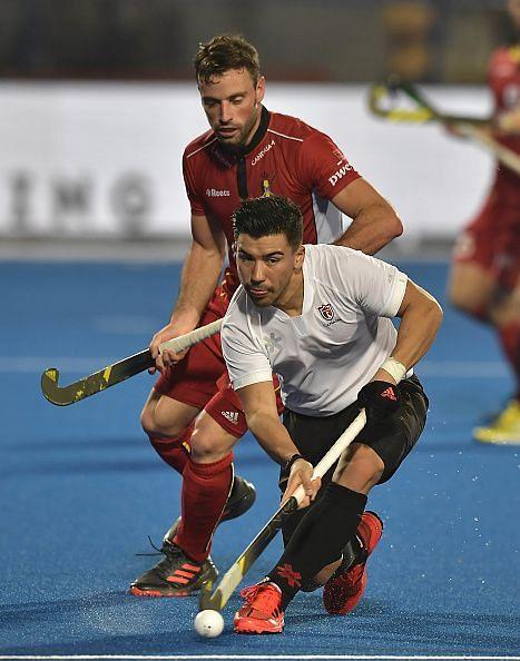 Gabriel Ho-Garcia put in a commanding performance
