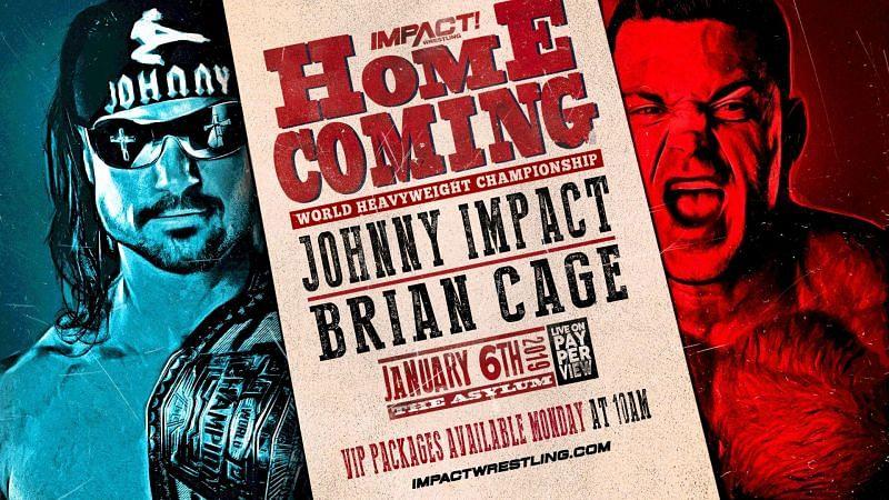 Johnny Impact vs
