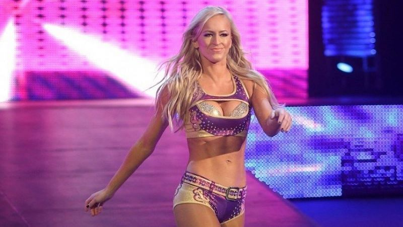 Summer Rae was released from WWE back in 2017