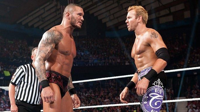 Randy Orton vs Christian