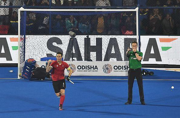 Canada v South Africa - FIH Men