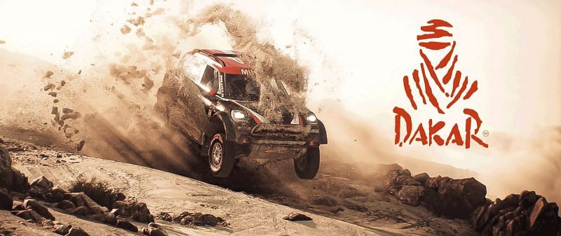 The rally is an off-road endurance event with very tough terrains that the competitors traverse