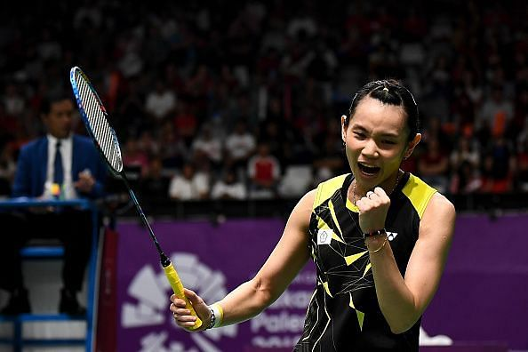 Tai Tzu Ying leads the pack of exciting women