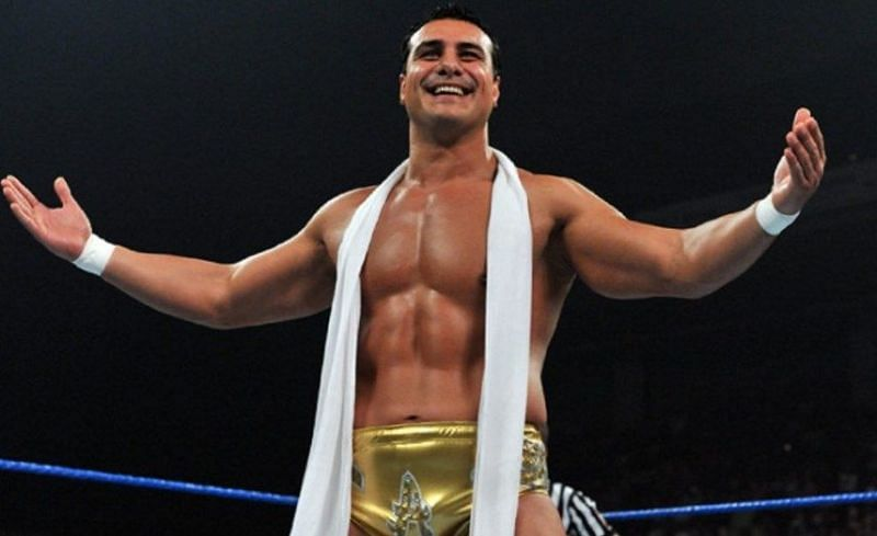 Alberto Del Rio won the first-ever 40-man Royal Rumble match