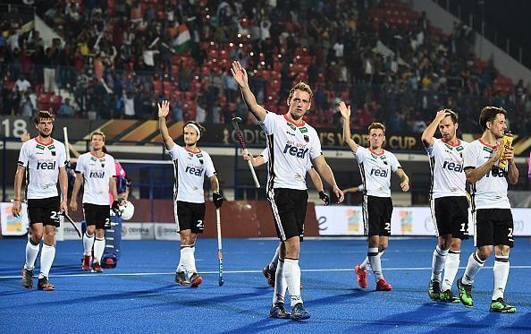 Germany v Pakistan - FIH Men
