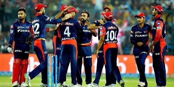 Team DELHI CAPITALS