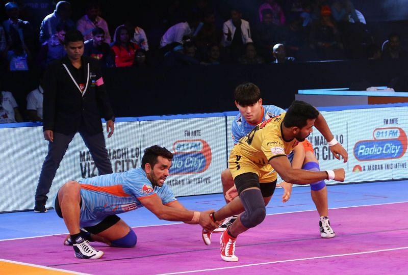 Surjeet Singh scored a