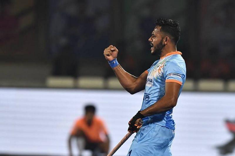 Harmanpreet stars yet again for India