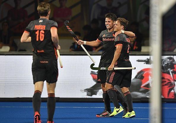 Netherlands v Malaysia - FIH Men