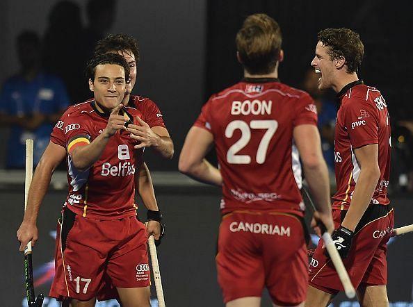 Belgium v Canada - FIH Men