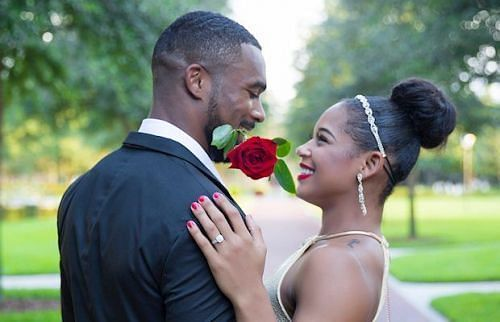 Bianca Belair and Montez Ford