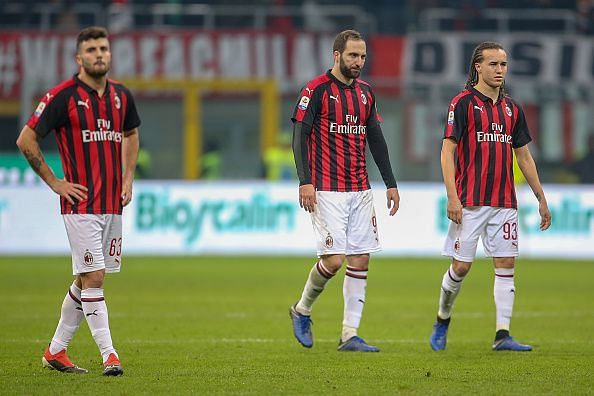 Can AC Milan find that elusive victory?