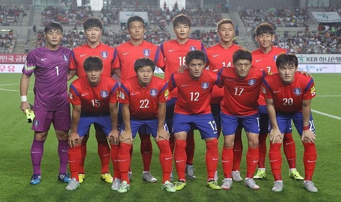 The Koreans will look to go one step further than 2015.