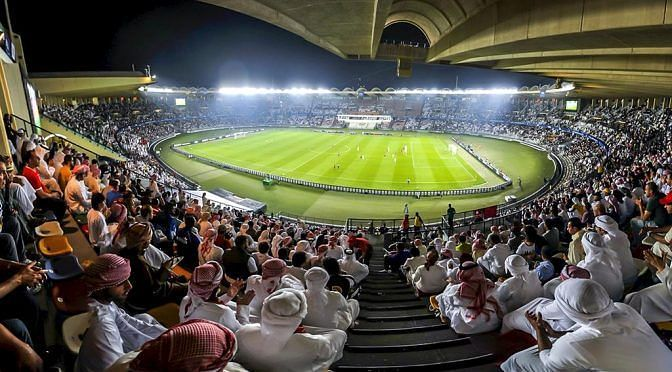 Zayed Sports City Stadium - Capacity - 43000