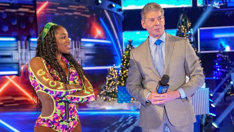 How often do we see Vince McMahon on SmackDown Live?