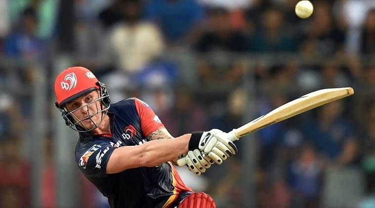 Jason Roy had played a match-winning knock against the Mumbai Indians during the 2018 IPL season