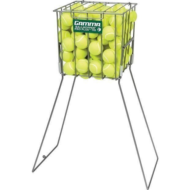 Ball Stand as a Tennis Gadget